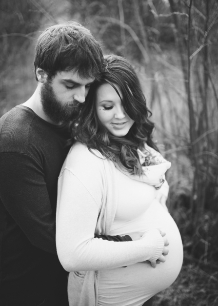 Williams Lake Maternity Photographer
