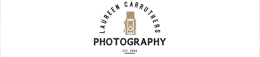 Laureen Carruthers Photography logo